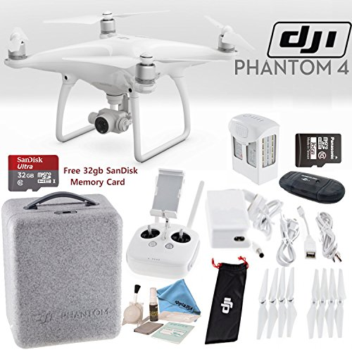 DJI-Phantom-4-Quadcopter-Starters-Bundle