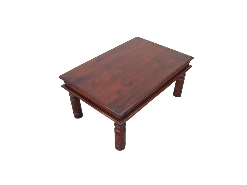 Homescapes   Takhat   Coffee Table Large 60 x 90   100% solid Indian Sheesham Hardwood Furniture ( no veneer ) Hand Made using traditional techniques       Customer reviews and more information
