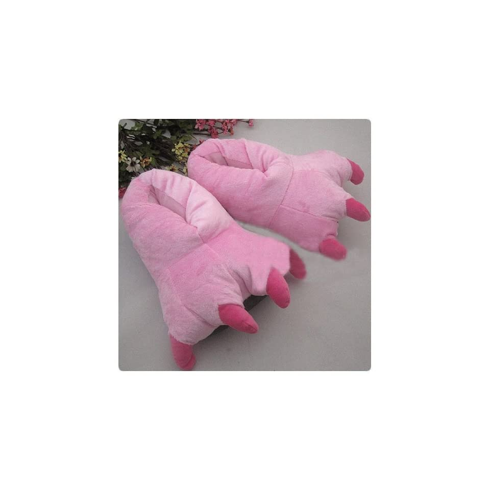 8f10e09ce5a Monster Big Feet Foot Polar Bear Pink Animal Claw Paw on PopScreen