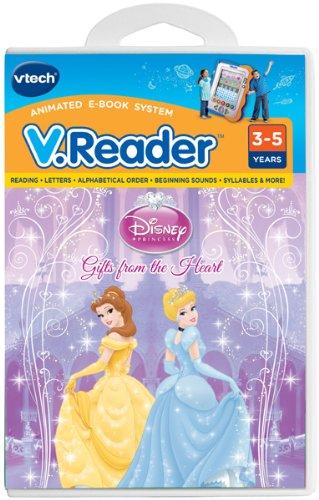 VTech - V.Reader Software - Disney's Princess - 1