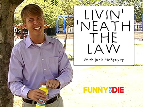 Livin' 'Neath The Law with Jack McBrayer on Amazon Prime Video UK