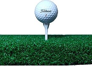 "48"" X 60"" XL SuperMat Tee Golf Turf - Holds A Wooden Tee"