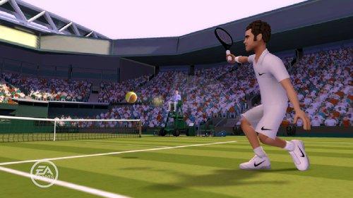 EA SPORTS グランドスラム テニス:画像/壁紙[ゲーム]