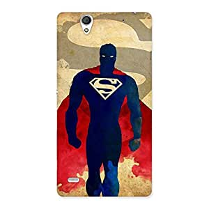 Enter The Man Back Case Cover for Sony Xperia C4