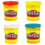 2X Playdoh 4 Tub Pack