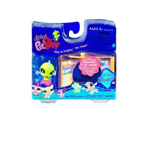 Littlest Pet Nook: Bird in Sassy Skate Shop - 1