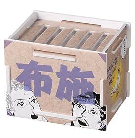 コミくじ 聖☆おにいさん 6等 貯金箱【布施】
