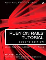 Ruby on Rails Tutorial: Learn Web Development with Rails, 2nd Edition Front Cover