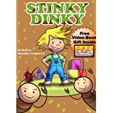 Children's Book: Stinky Dinky (Happy Children's Books Collection) ~ Shmulik Froimovich