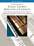 Scales, Chords, Arpeggios & Cadences...