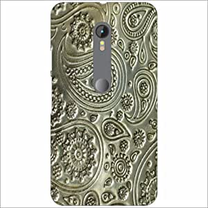 Moto G (3rd Generation) Back Cover - Side Designer Cases