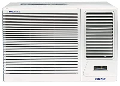 Voltas C 182 CY Classic Y Series Window AC (1.5 Ton, 2 Star Rating, White)