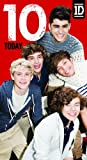 One Direction Age 10 Birthday Greeting Card
