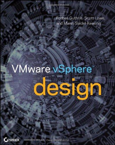 VMware vSphere Design 0470922028 pdf