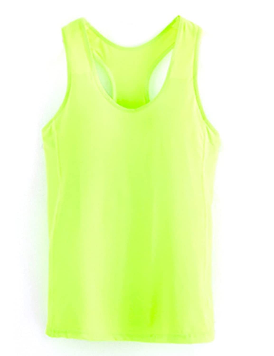 JIMMY DESIGN Damen Yoga Tank Tops - One Size