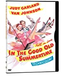 In the Good Old Summertime ~ Judy Garland
