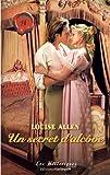 echange, troc Louise Allen - Un secret d'alcôve
