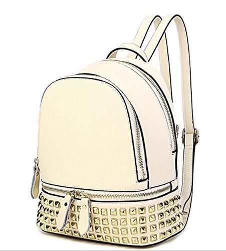 GQ-WOMEN BAG Donne in pelle zaino 2016 nuove stile borsetta in pelle borsa borsa coreana semplice moda Liu Dingnv , 2