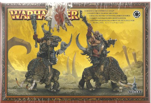 Ogre Kingdoms: Mournfang Cavalry (2011)