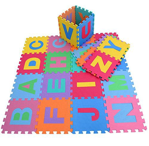 High-Quality-Educational-Alphabet-Foam-Puzzle-Floor-Mat-for-Kids-Covers-26-sq-ft-12-x-12-square-blocks