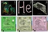 世界一美しい周期表原子カード