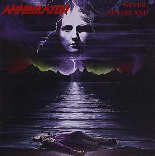 Annihilator-Never Neverland-(RR 8722-2)-REMASTERED-CD-FLAC-1998-WRE Download