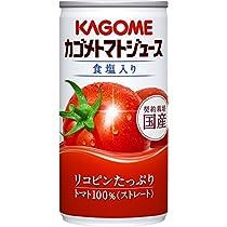カゴメ トマトジュース 190g×30本