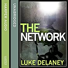 The Network: A DI Sean Corrigan Short Story (       UNABRIDGED) by Luke Delaney Narrated by Robin Bowerman