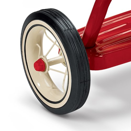 Radio Flyer Classic Red Dual Deck Tricycle 2