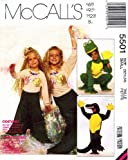 Vogue Craft Patterns #8476 ~ Children's Kermit the Frog Muppet