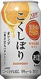 サントリーチューハイ こくしぼり<オレンジ>350ml×24缶