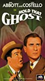 Abbott & Costello: Hold That Ghost [VHS]