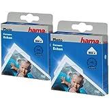 Hama Fototapes für Alben, 1000 Stück, selbstklebend, Transparent
