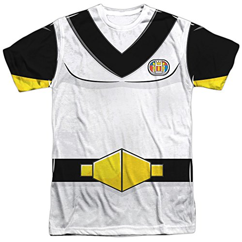 [Voltron Sven Costume Mens Sublimation Shirt White 2X] (Sven Costume For Boys)