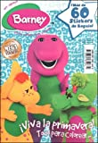 Barney Super Stickers N 2 - Viva La Primavera (Spanish Edition)