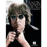 Lennon Legend: The Very Best Of John Lennon. Partitions pour Piano, Chant et Guitare...