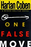 One False Move (Myron Bolitar Mysteries) (0385323697) by Coben, Harlan