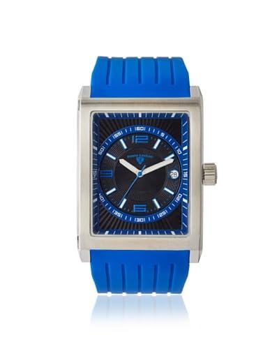Swiss Legend Men's 40012-01-BLA Limousine Blue/Black Silicone Watch