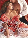 img - for Mistletoe and Magic (Novella): A Loveswept Historical Romance book / textbook / text book