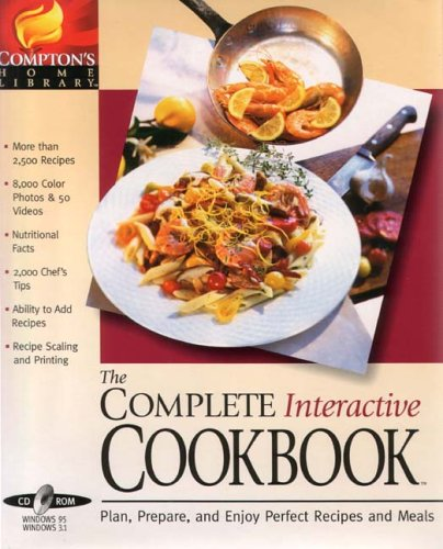 Compton's Complete Interactive Cookbook