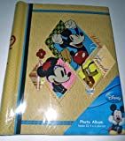 Mickey and Friends Photo Album (Classic) Holds 32 4x6 photos