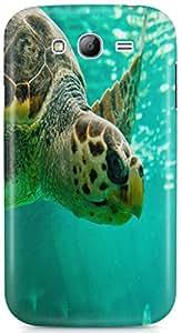 Sand Dunes Designer Printed Hard Back Case cover for Samsung Galaxy Grand Z i9082