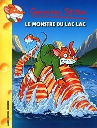 Geronimo Stilton, tome 66 : Le monstre du lac lac par Geronimo Stilton