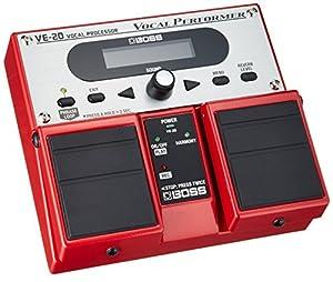 boss ve 20 vocal performer multi effects pedal musical instruments. Black Bedroom Furniture Sets. Home Design Ideas