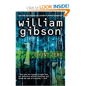 Amazon.com: Count Zero (9780441013678): William Gibson: Books