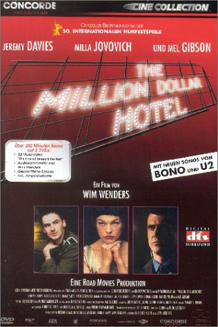 The Million Dollar Hotel (2 DVDs inkl. 200 Min. Bonusmaterial)
