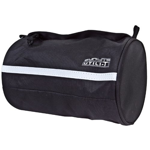 Sunlite 2012 Utili-T Handlebar Roll Bag with Liner - Black