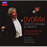 Dvorak: Complete Symphonies & Concertos (6CD)