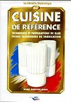 La cuisine de référence : CD-ROM