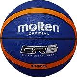 molten(モルテン) バスケットボール GR5 BGR5-BO ブルー×オレンジ 5号